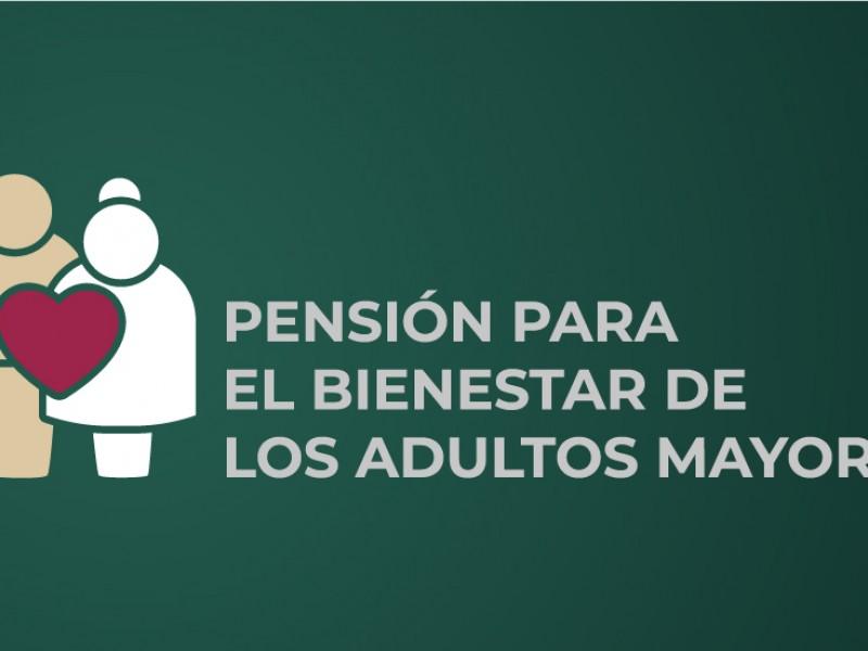 Inicia registro en la cuarta etapa de pensión adulto mayor