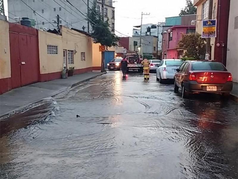 Inicia SACMEX obras para recuperar agua en CDMX