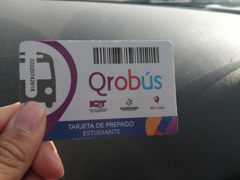 Inicia segunda etapa de canje de boletas Qrobus