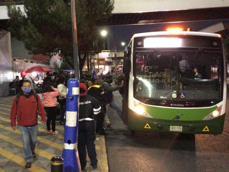 Inicia semana caótica sin 6 líneas del Metro en Cdmx