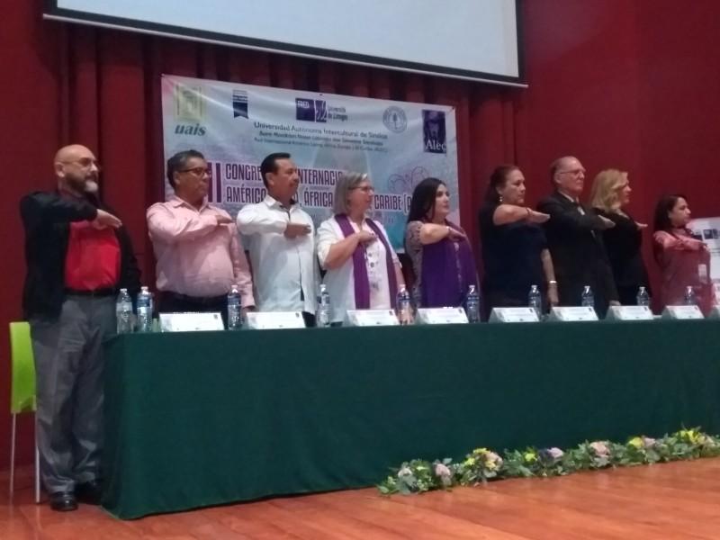 Inicia  UAIS 3er Congreso Internacional