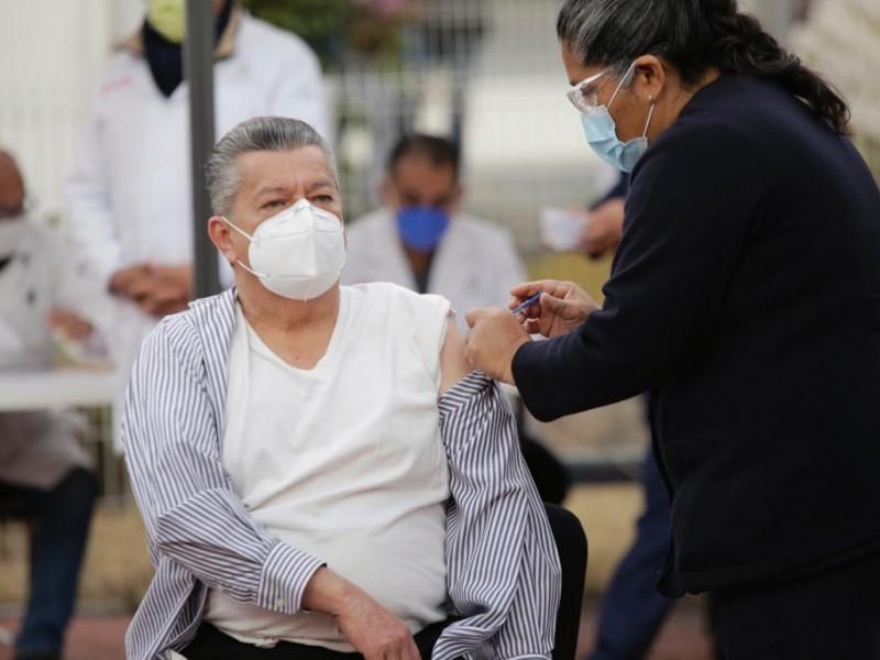 Inicia vacunación contra Covid19 en Jalisco