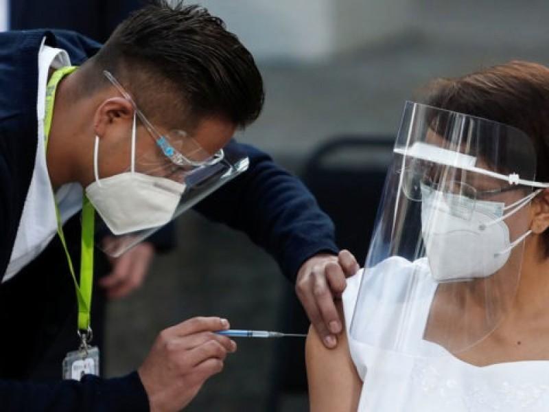 Inicia vacunación COVID para mayores de 35 años en Tehuacán