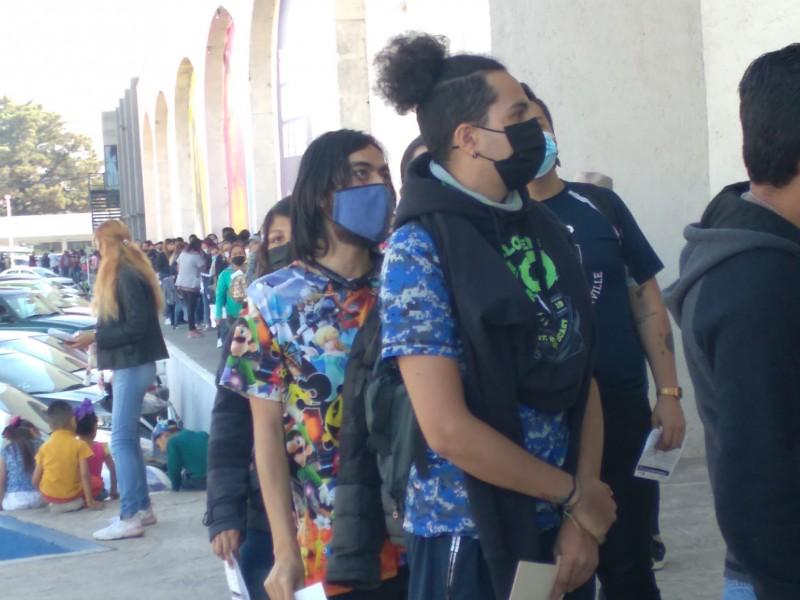 Inicia vacunación en León y otros 10 municipios