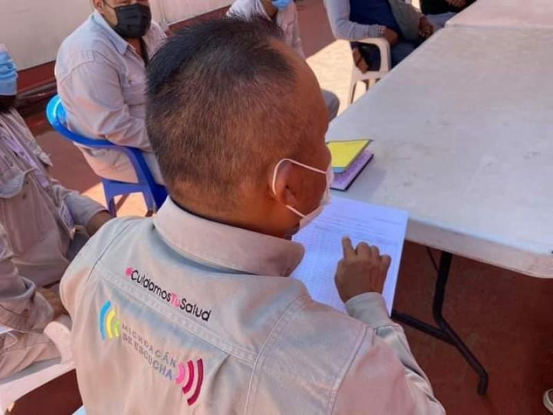 Inician actividades contra el mosco del dengue en Tangancícuaro