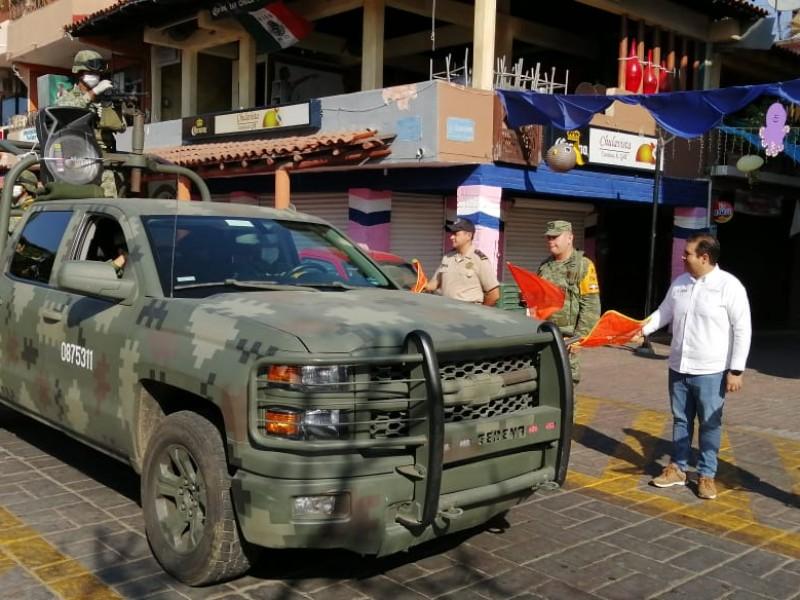Inician actividades de Plan DN-III de Sedena en Zihuatanejo