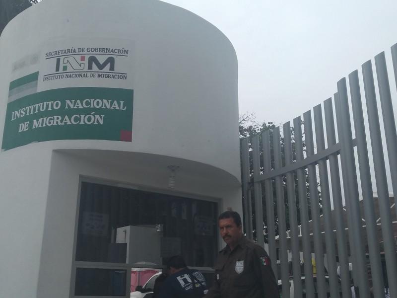 Inician deportaciones de migrantes en Chiapas