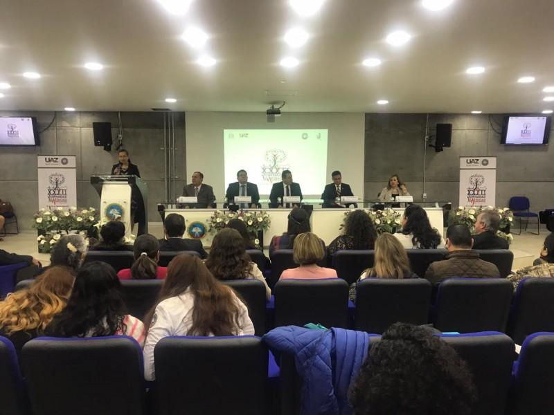 Inician Jornadas Médicas en el Campus UAZ Siglo XXI
