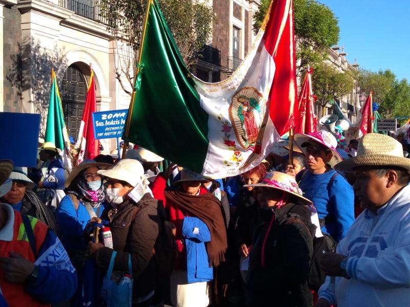 Inician largo peregrinar a la Basílica de Guadalupe