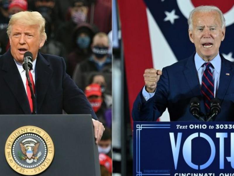 Inician las elecciones presidenciales en Estados Unidos