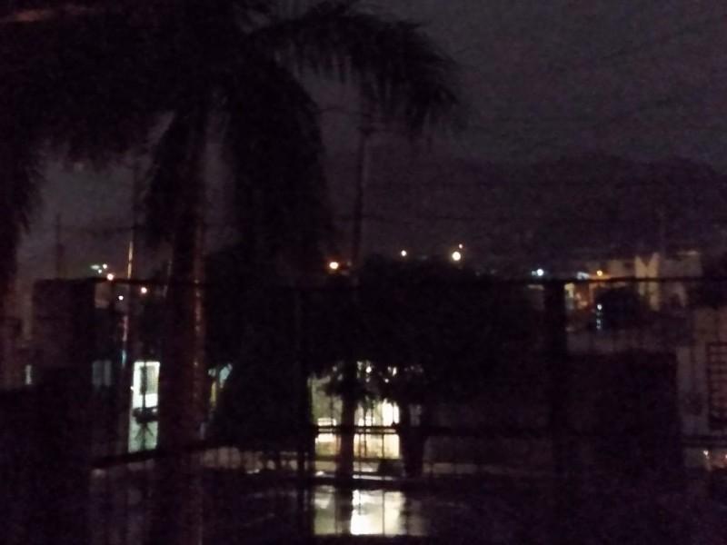 Inician lluvias en Guaymas por tormenta Lorena