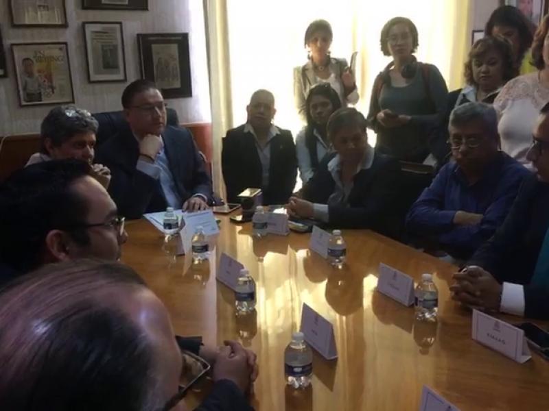 Inician negociaciones STEUAQ y rectoría UAQ