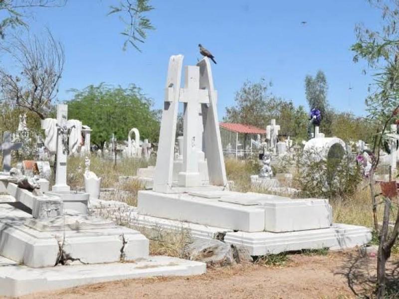 Inician trabajos de limpieza de los panteones municipales en Hermosillo