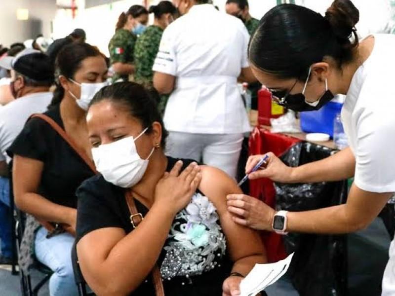 Inician vacunación COVID-19 de 50-59 años SAMAO y otros municipios