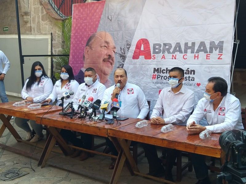 Iniciará Abraham Sánchez con RSP campaña en Lázaro Cárdenas