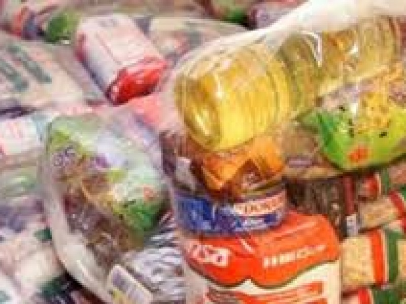 Iniciará la segunda entrega de despensas en Puebla