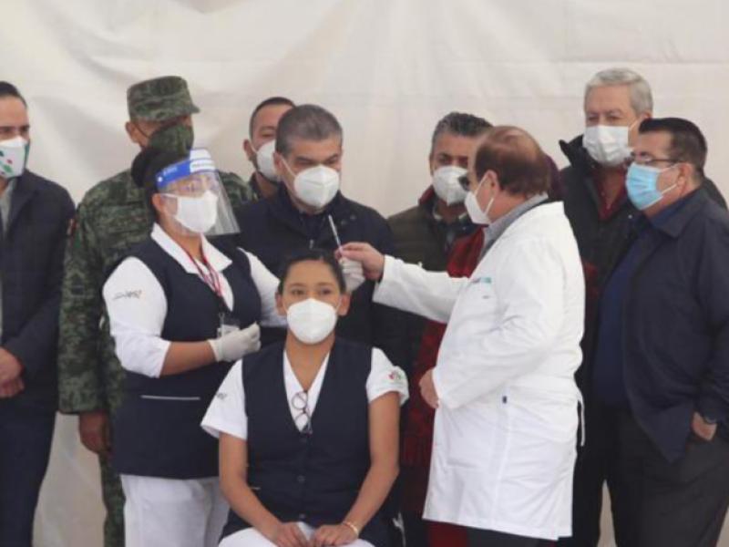 Iniciará segunda etapa de vacunación COVID en tres municipios nayaritas
