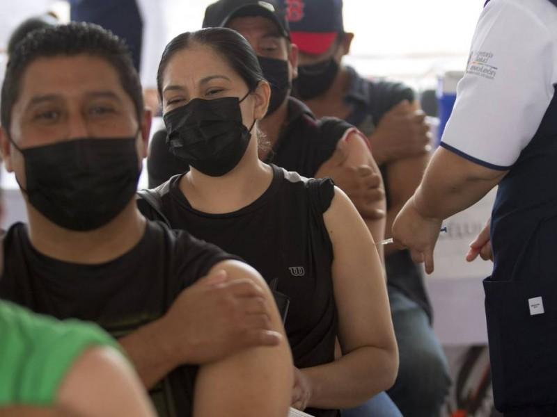 Iniciará vacunación en Morelia para personas mayores de 40 años