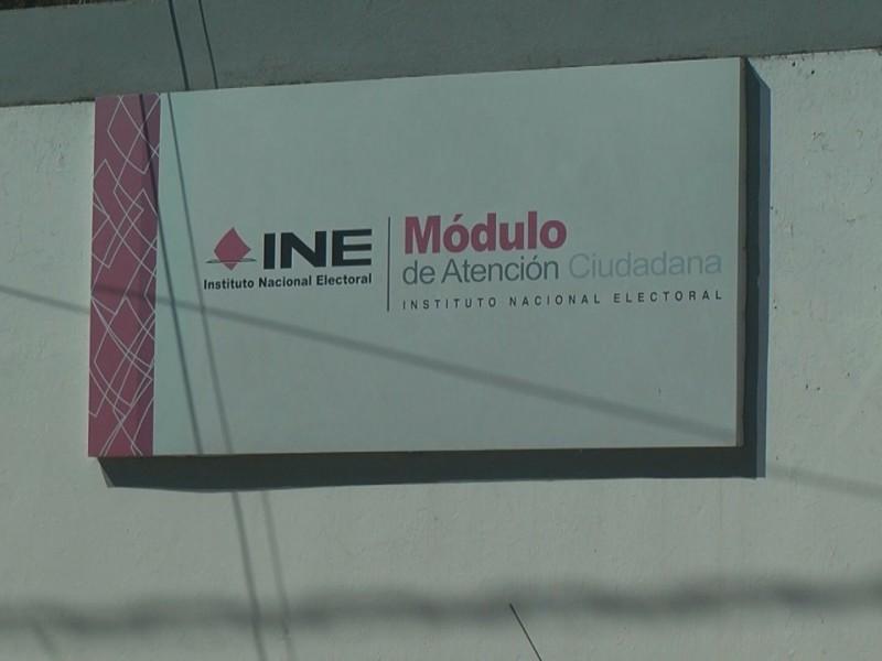 Iniciarán en Jiquilpan actividades del módulo del INE