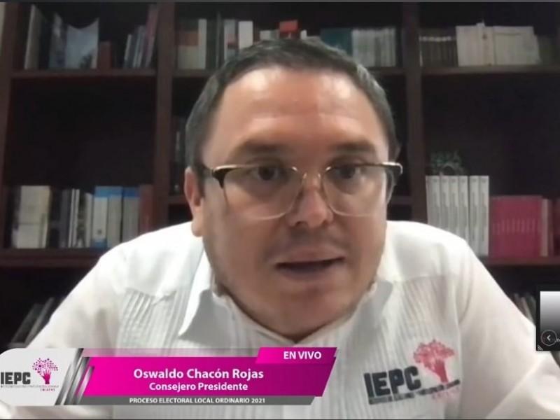 Iniciarán entrega de paquetes electorales a presidentes de casilla