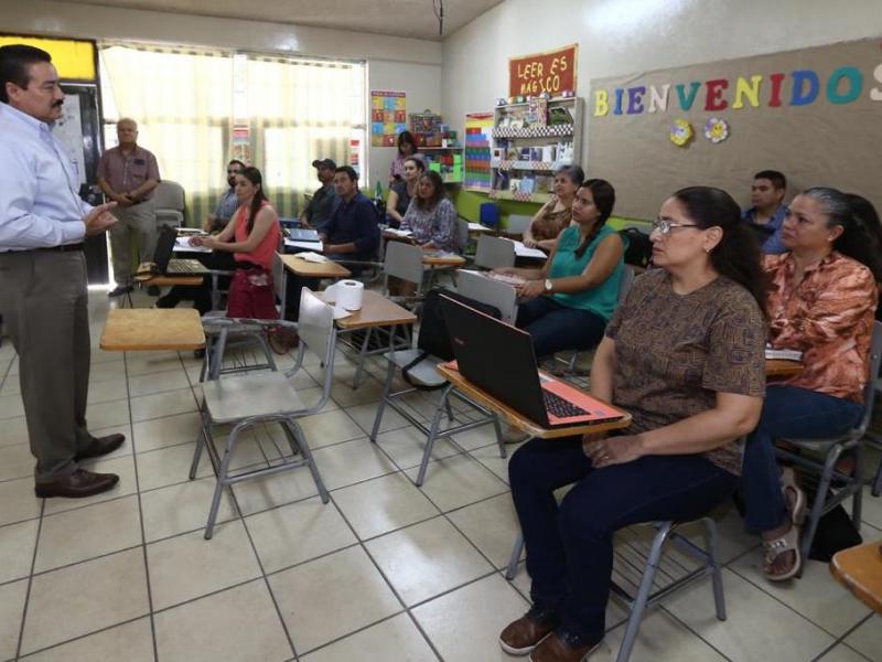 Iniciarán evaluaciones para el docente