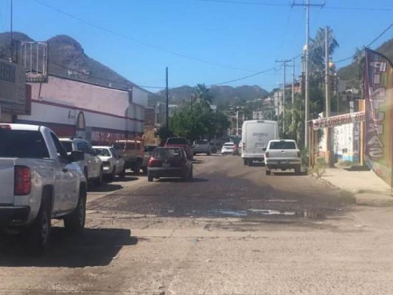 Iniciarán rehabilitación de calles