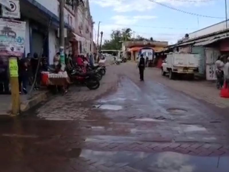 Inició cuarentena en Santiago Ixcuintla, Villa Hidalgo y La Presa