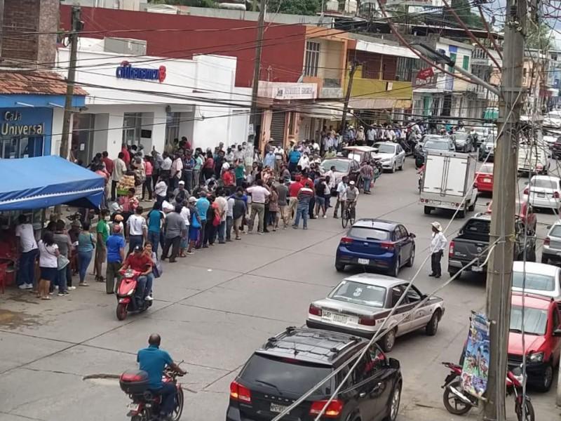 Inicio de nueva normalidad aumenta movilidad en Matías Romero