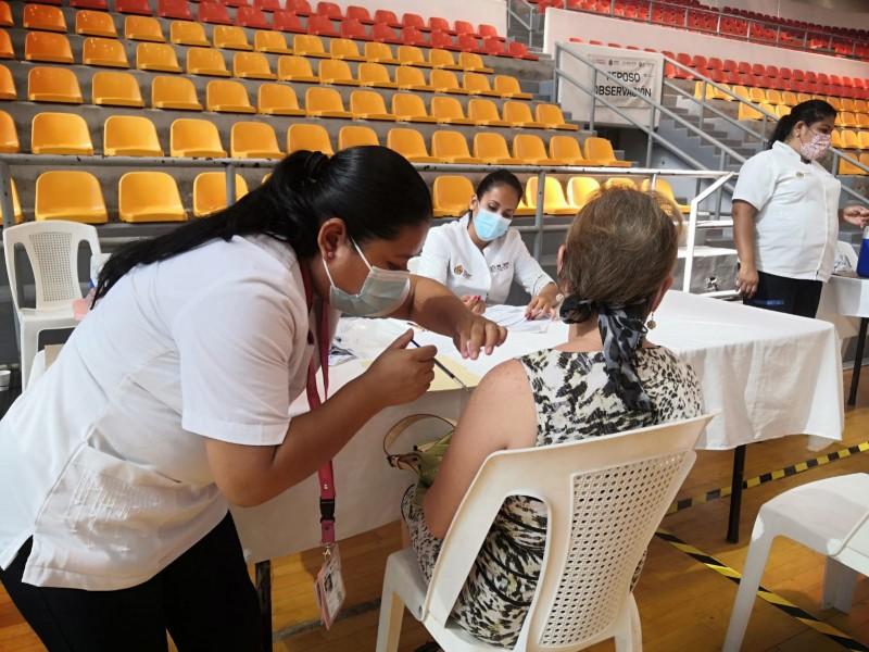 Inició jornada de vacunación en el municipio de Veracruz