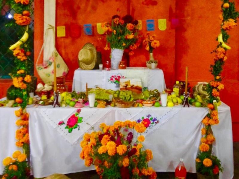 Inició la fiesta de Todos Santos en la Huasteca