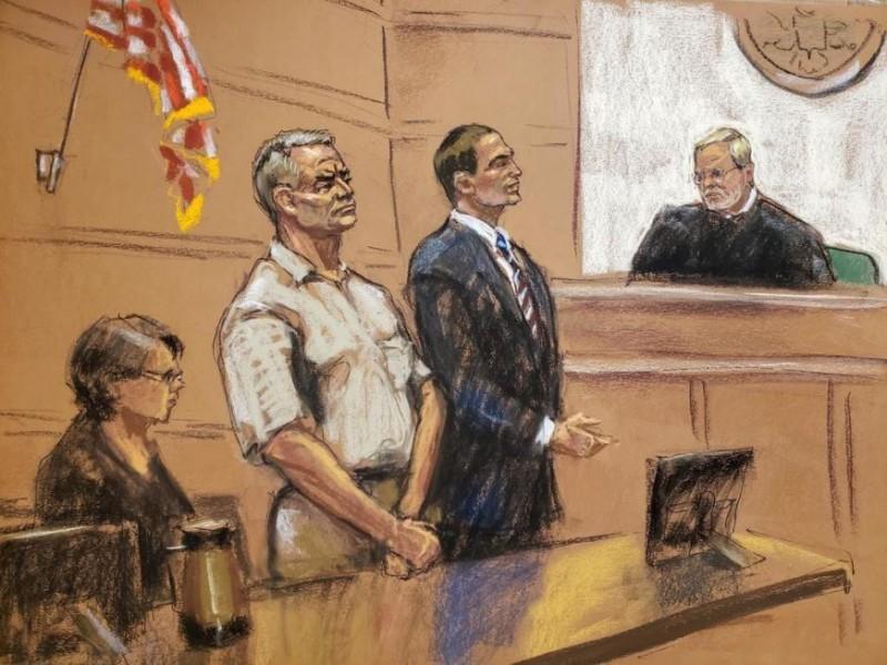 Inició procedimiento de extradición de García Luna