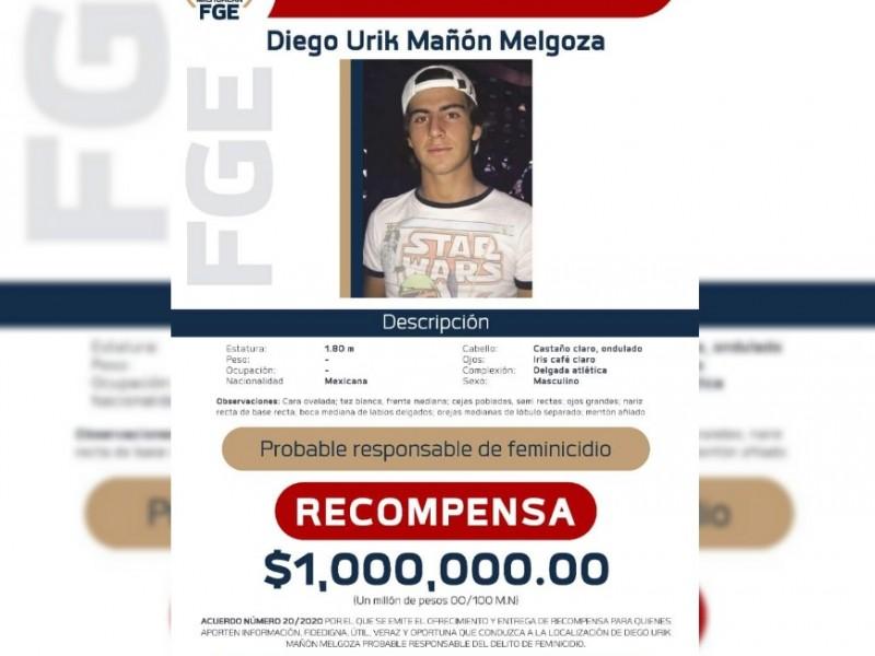 INM emite alerta Migratoria contra Diego