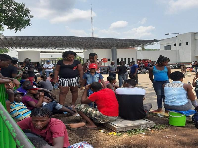 INMI Chiapas, delegación de la muerte, fallece migrante