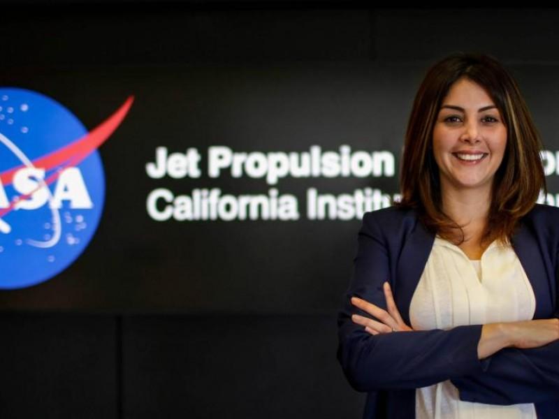 Inmigrante lleva el Perseverance de la NASA a Marte