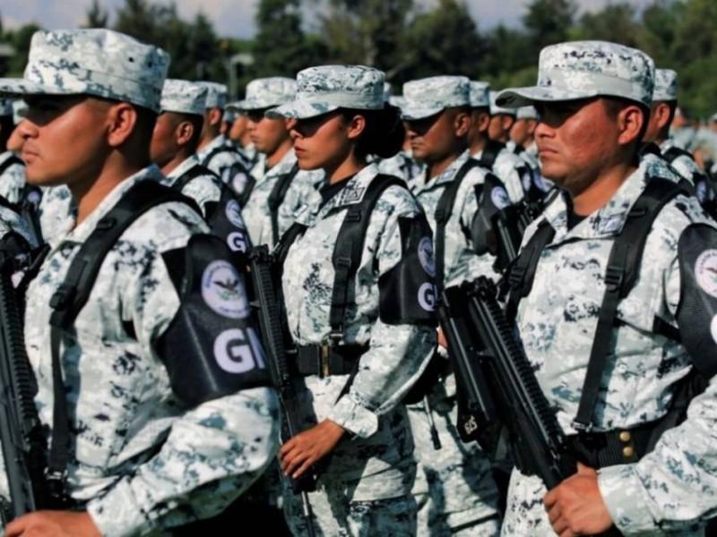 Guardia Nacional llegará a Nayarit a inhibir inseguridad