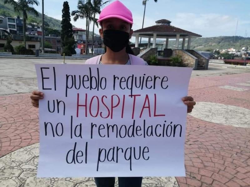 Innecesario invertir millones para remodelar parque en San Fernando: ciudadanía