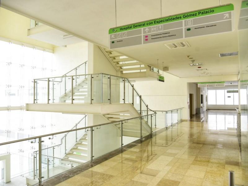 INSABI supervisa Hospital General de Especialidades de GP