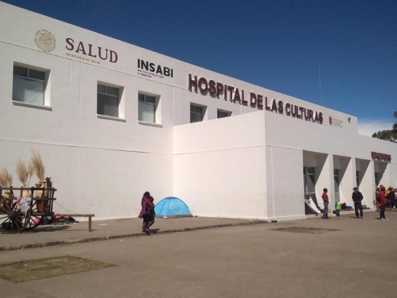 INSABI ya se ejecuta en SCLC