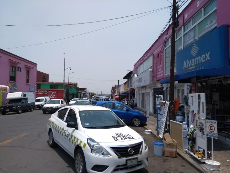 Inseguridad al tope en Almoloya de Juárez