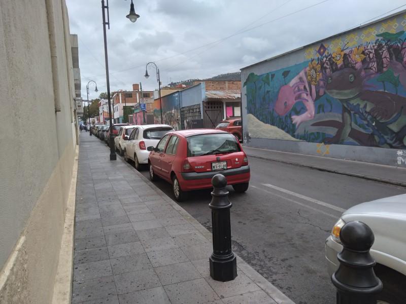 Inseguridad en el Centro Histórico de Toluca