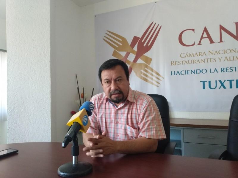 Inseguridad golpea a agremiados a la CANIRAC