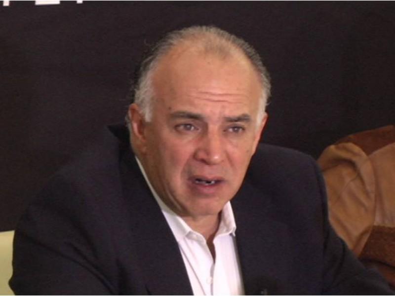 Inseguridad no afecta turismo: Eduardo Yarto