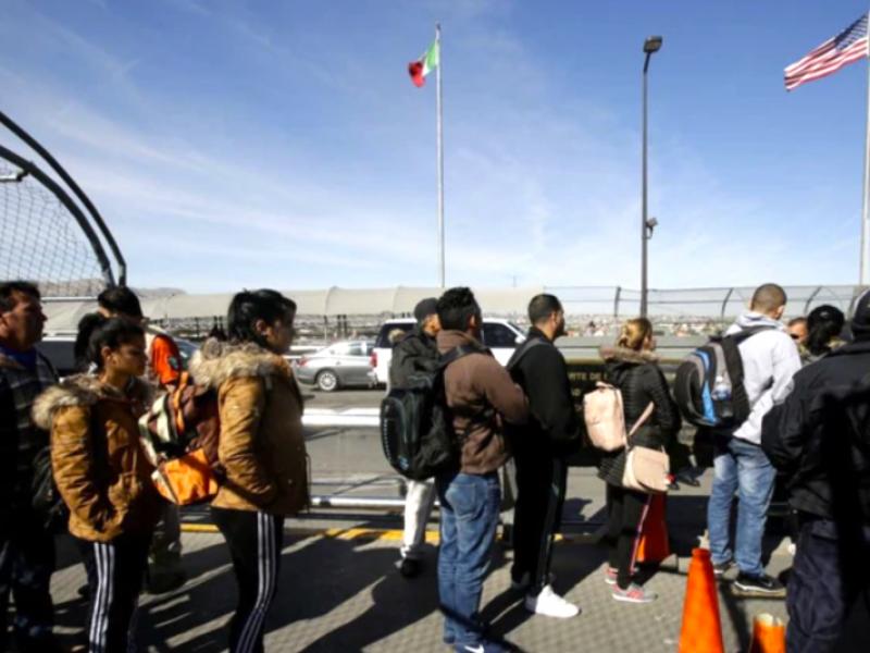 Inseguridad obliga a zacatecanos pedir asilo a EUA