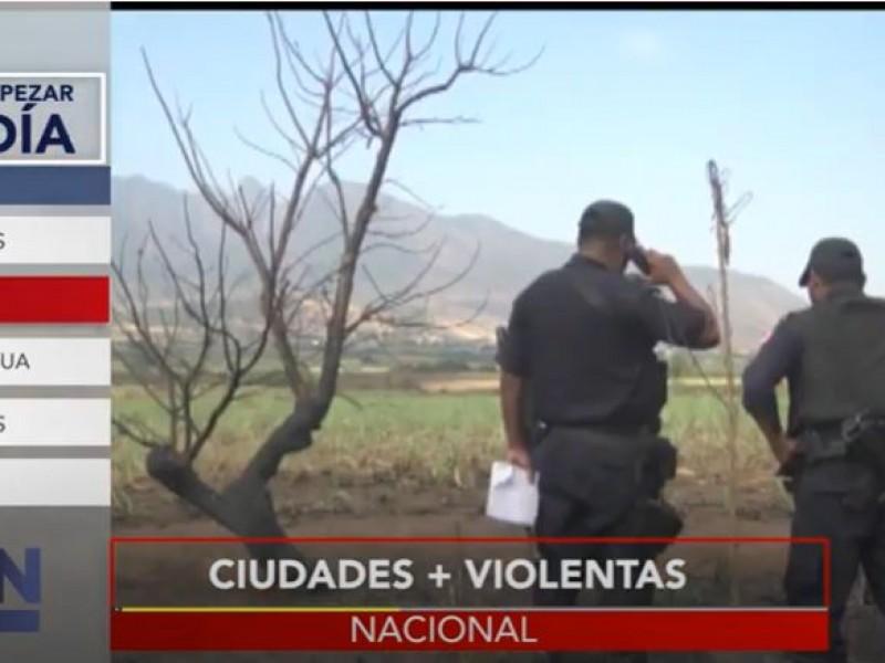 Inseguridad y violencia... imparables en México