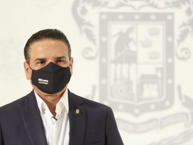 Insiste Silvano: medidas contra Covid19 deben acatarse ante preocupante repunte