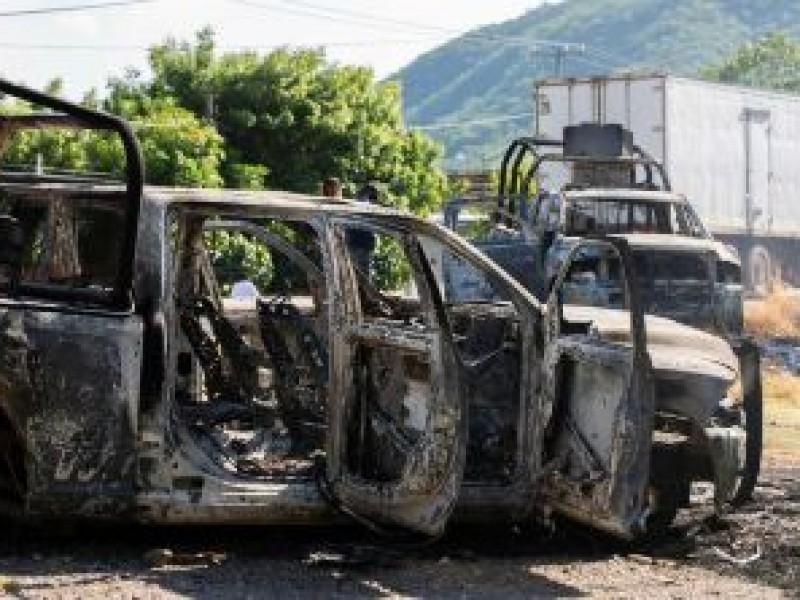 Insostenible violencia en municipios de Michoacán