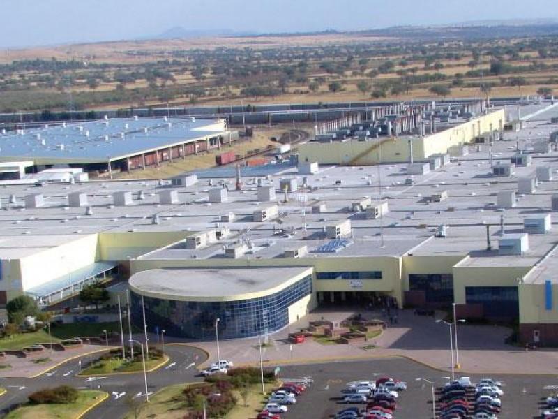 Inspecciona IMSS planta de GM en Silao