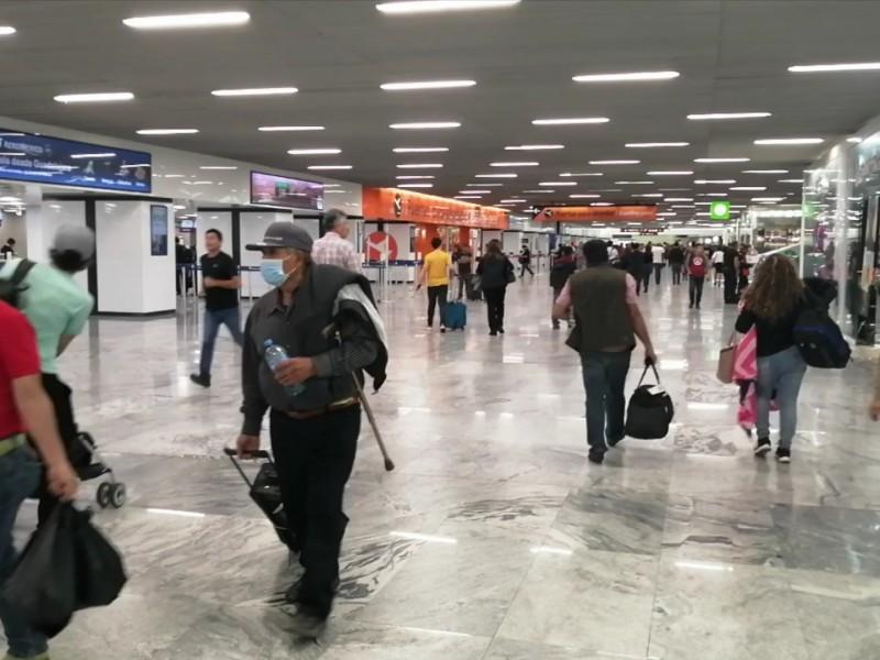 Instala Senasica filtros contra coronavirus en Aeropuerto tapatío
