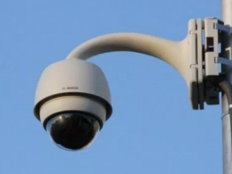 Instalación de videocámaras de vigilancia en disputa