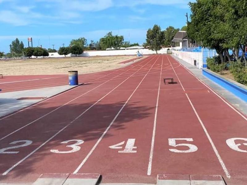Instalaciones deportivas acordes con parámetros de nueva Ley: Salum